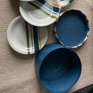 Other - Designpac appetizer/dessert plates (set of 4)